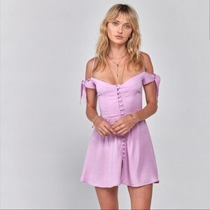 Flynn Skye Pink Lady Bodhi Mini Dress